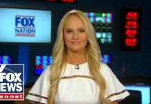 Tomi Lahren urges conservatives to speak out on Fox Nation