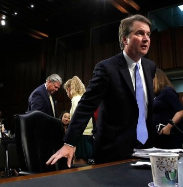 Watch Live: Kavanaugh Supreme Court confirmation hearing   Last day