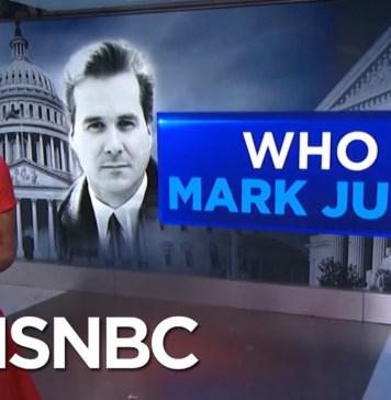 Who Is Mark Judge? | Velshi & Ruhle | MSNBC