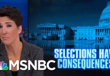 Brett Kavanaugh Vote Will Drive Political Backlash If History Is Guide | Rachel Maddow | MSNBC