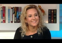 Charlotte Pence pens book on lessons from her VP dad
