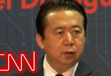 China: Interpol chief 'under investigation' after disappearance