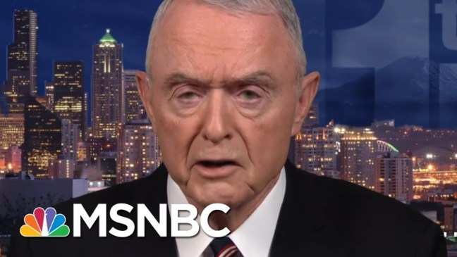 General Barry McCaffrey: Trump Is Bordering On Unconstitutional Behavior | The 11th Hour | MSNBC
