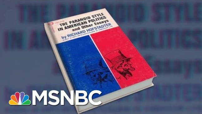Does President Donald Trump Believe In The Conspiracy Theories He Peddles? | MTP Daily | MSNBC