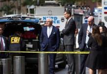 Live: NYPD presser on Time Warner Center, CNN suspicious package