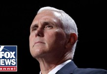 Live: Pence delivers remarks on Space Force