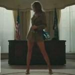 Melania Trump depicted as stripper in rap music video