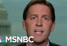 Full Ben Sasse: 'You Don't Call Women Horseface,' That's 'Not The Way Men Act' | MTP Daily | MSNBC