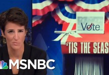 Republicans Turn To Dirty Tricks As 2018 Election Approaches | Rachel Maddow | MSNBC
