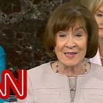 Susan Collins will vote to confirm Kavanaugh