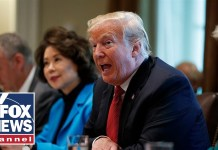 Trump asks Cabinet to cut department budgets by 5 percent