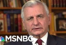 Full Reed: 'Should Suspend Arms Sales' To SAU Until There's An Investigation | MTP Daily | MSNBC