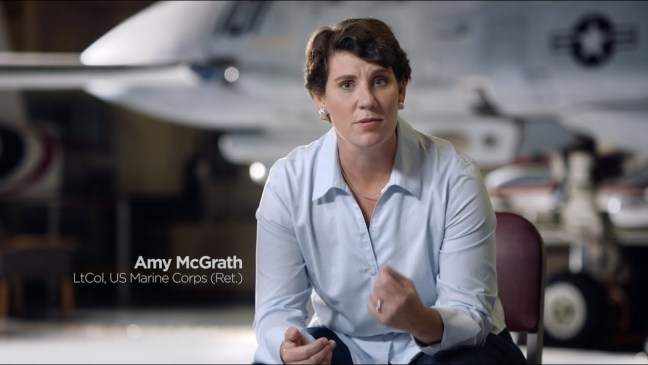 """Amy McGrath for Congress (KY-6) — """"Investment"""""""