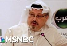 Donald Trump Defies CIA With Lie About Saudi Role In Jamal Khashoggi Murder | Rachel Maddow | MSNBC