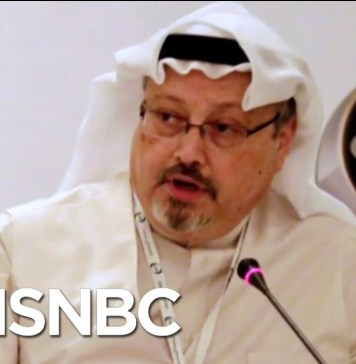 Donald Trump Defies CIA With Lie About Saudi Role In Jamal Khashoggi Murder | Rachel Maddow | MSNBC