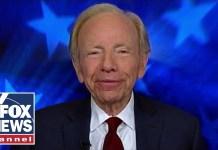 Joe Lieberman's advice for Democrats in the House