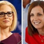 Kyrsten Sinema beats Martha McSally in Arizona Senate race