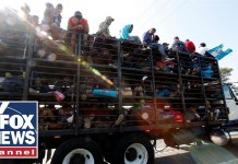 New video shows migrant caravan is 'organized, well-funded'