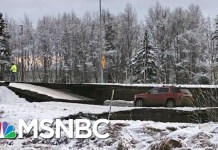 Earthquake Witnesses: It Started Shaking Like The Most Chaotic Ride | Katy Tur | MSNBC