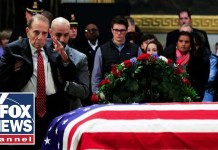 Bob Dole opens up about his emotional salute