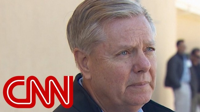 Lindsey Graham: Leaving Afghanistan could lead to 'second 9/11 coming our way'