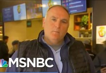 Celebrity Chef José Andrés Helping Federal Workers In Need | Andrea Mitchell | MSNBC