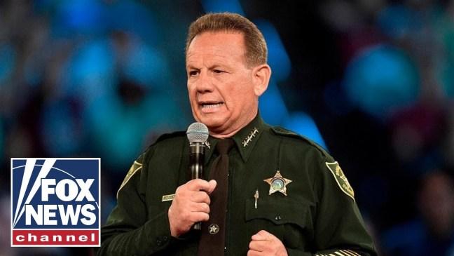 DeSantis suspends Broward County Sheriff Scott Israel