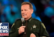 DeSantis suspends Broward County Sheriff Scott Israel