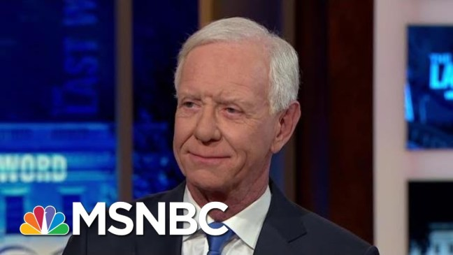 Captain Sully Sullenberger: The Shutdown Was A 'Reckless Political Act' | The Last Word | MSNBC