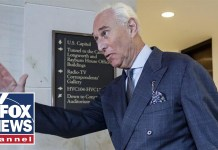 Former Trump campaign advisor Roger Stone appears in court today