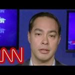 Julián Castro: Howard Schultz running in 2020 would help Trump