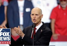 Live: Sen. Rick Scott holds a press conference