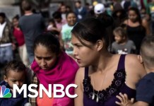 Thousands Of Migrant Children Separated From Parents Before Zero Tolerance | Andrea Mitchell | MSNBC