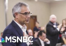 TX County Rep Claim Muslim American's Beliefs Are Unconstitutional, Vice Chair | MTP Daily | MSNBC