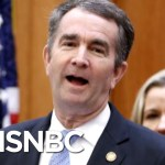 2020 Dems Calling On VA's Democratic Guv To Resign Over Racist Photo | The 11th Hour | MSNBC