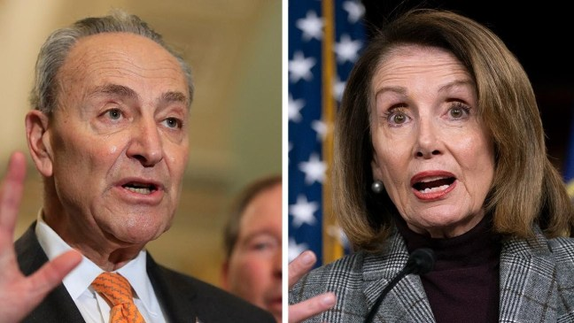 Schumer and Pelosi agree with Trump's decision not to sign a bad deal with North Korea