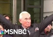 Developments In Three Robert Mueller-Related Cases Advance Trump Scandal | Rachel Maddow | MSNBC