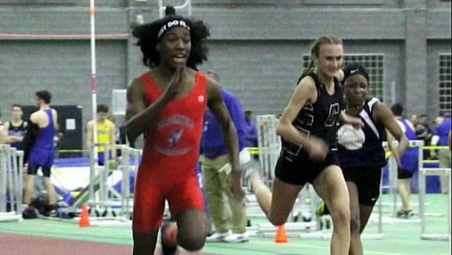 Do transgender athletes have an unfair advantage?