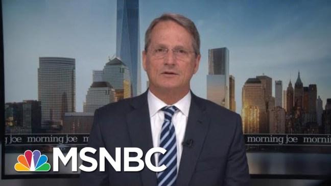 Doctor Urges Parents To Immunize Their Children | Morning Joe | MSNBC