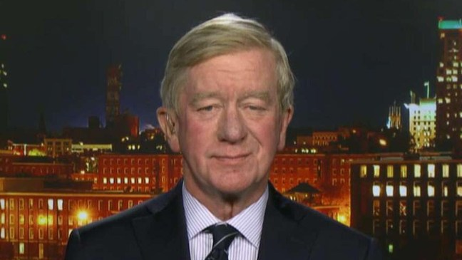 Bill Weld explains why he is exploring a Republican challenge to Trump in 2020