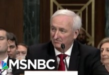 Trump Pick Won't Say If He Backs Brown Ruling Ending Segregation | The Beat With Ari Melber | MSNBC