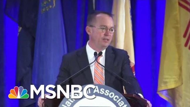 WH Official Warned Kirstjen Nielsen Not To Mention Election Security   Morning Joe   MSNBC