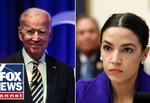 Ocasio-Cortez says Biden nomination would be taking a step back