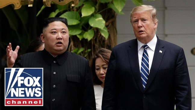 President Trump, North Korean leader Kim Jong Un open to third summit