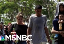 Donald Trump Administration Sending More Personnel To U.S.-Mexico Border | Craig Melvin | MSNBC