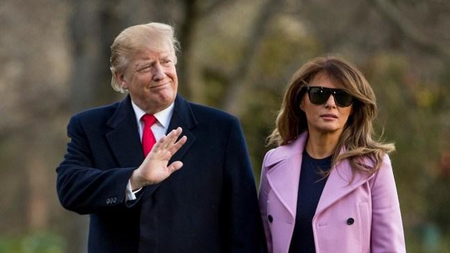 Vogue's editor-in-chief snubs Melania Trump, favors Democrats