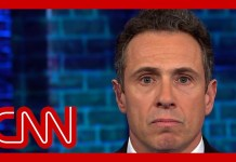 Chris Cuomo's one wish 'if a genie came out of a bottle'