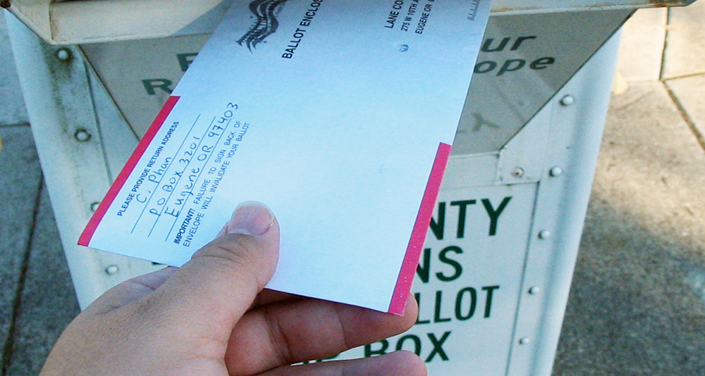 return ballot by mail