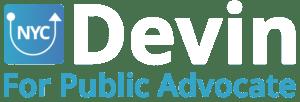 Devin for Public Advocate