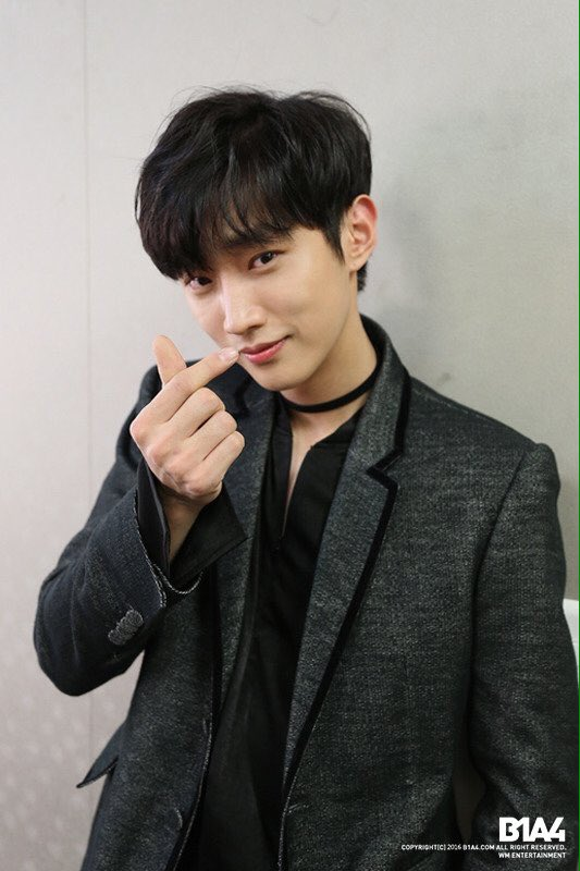 Jung Jinyoung  Most Handsome Man in the World 2017 Poll